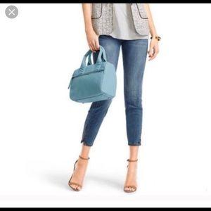 Cabi NWT size 8 La Jolla Cropped Super Skinny Jean